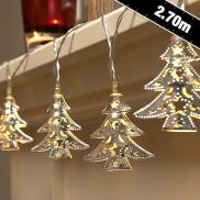 Auraglow Christmas Tree String Lights
