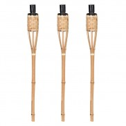 Bamboo Torch 3 Pack