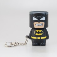 Batman Clip-On Mini Look-Alite