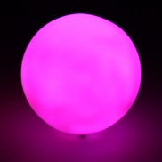 Colour Change 7.5cm Ball Light