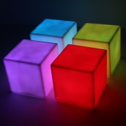 Colour Change Mood Blocks (4 Pack)