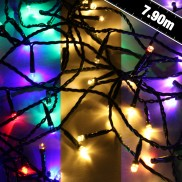 80 LED Colour Switch Lights