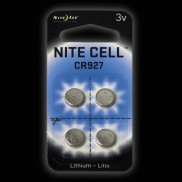 CR927 Nite Cell Batteries (4 Pack)