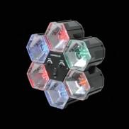 Disco Lights - Sound Reactive