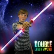 Double Laser Sword
