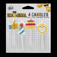 Emoji Birthday Candles