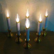 Flame Free Candles (6 Pack)