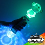 Monkey Mega Flashing Animal Wand Wholesale