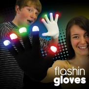 Flashing Gloves