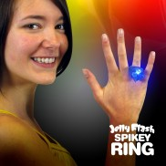Flashing Jelly Ring