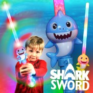 Flashing Shark Sword Wholesale