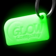 Glow in the Dark Keyring