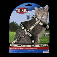 Glow in the Dark Cat Harness and Lead
