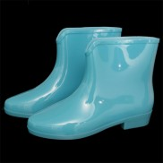 Glow Ankle Wellington Boots