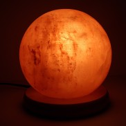 Himalayan Pink Ball Salt Lamp