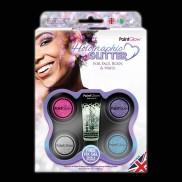 Holographic Glitter Shaker Gift Set