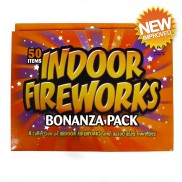 Indoor Fireworks (50 Pack)