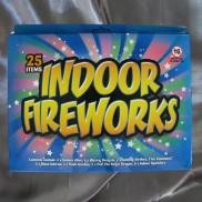 Indoor Fireworks (25 Pack)