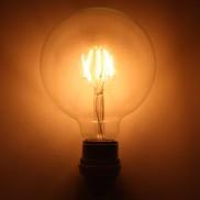 LED Globe E27 6W Bulb (LRB1-E27)