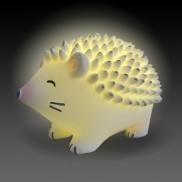 LED Hedgehog Light
