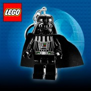 Darth Vader - Lego Star Wars LED Key Light