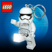 First Order Stormtrooper Lego Star Wars LED Key Light