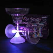 Light Up Margarita Glasses (2 Pack)