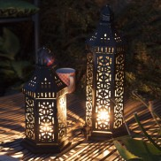 Medina Standing Lantern