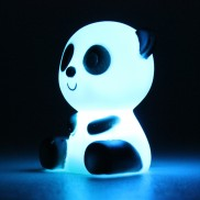 Mini LED Panda Night Light
