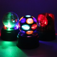 Set of 3 Mini Party Lights