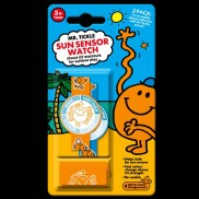 Mr Tickle Sun Sensor Watch