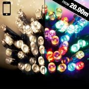 Multi-Action 200 Smartbright String Lights