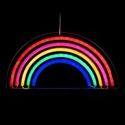 Neon Lights LED Rainbow