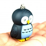 Owl Keyring Light and Sound