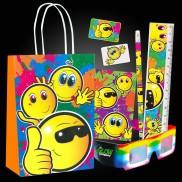 Emoji Party Bag Set (12 pack)