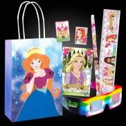 Princess Party Bag Kit (12 pack)