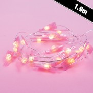 Prosecco Mini String Lights