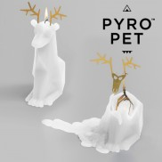Pyro Pet Candle Dyri