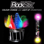 Rockstix Light Up Colour Changing Drumsticks