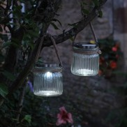 Solar Cornish Sea Lanterns (Twin Pack)