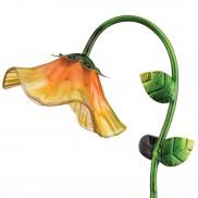 Solar Bell Flower Stake