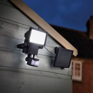 Solar PIR Millennium Floodlight