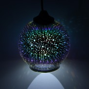 Solar Sphere Stargazer Hanging Light