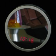 Sound Sensor Mirror Alarm Clock