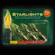 Spare Bulbs for Flicker Flame String (3 Pack)