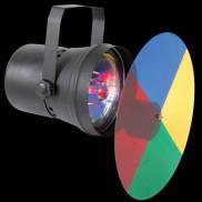 Spotlight and Colour Wheel