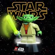 Lego Yoda LED Desk Lamp