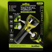 Storm Force Dual Beam Tactical Torch