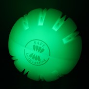 USB Light Up Dog Ball