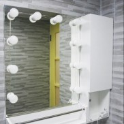 Hollywood Vanity LED Mirror Lights
